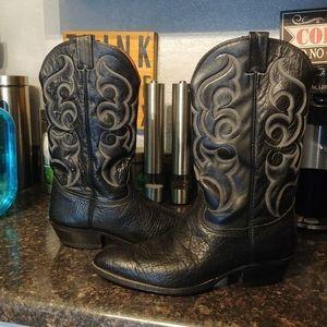 Nocona cowboy boots 12D